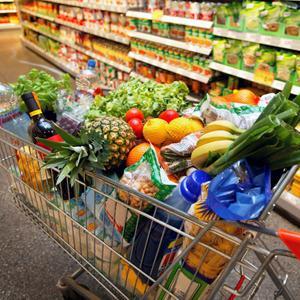 Магазины продуктов Каспийского