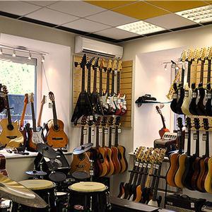 Музыкальные магазины Каспийского