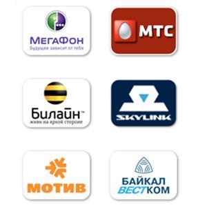 Операторы сотовой связи Каспийского