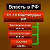 Органы власти в Каспийском