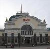 Железнодорожные вокзалы в Каспийском