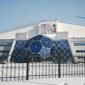 Спортивные комплексы Каспийского